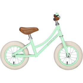 Excelsior Retro Runner Balance Bike Kids, zielony